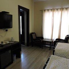 Отель Pearl Of Taj-Homestay 3* Номер Делюкс с 2 отдельными кроватями фото 7