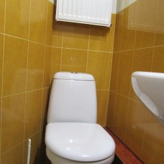 Гостиница S Parusnikom ванная фото 2