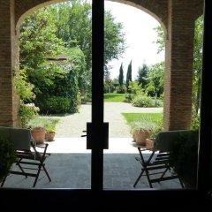 Отель Villino di Porporano Парма балкон