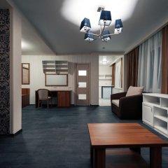 Гостиница ГЕЛИОПАРК Лесной 3* Апартаменты с двуспальной кроватью фото 4