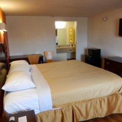 Отель Budget Inn Columbus West комната для гостей фото 2