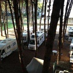 Отель Mali I Robit Голем парковка