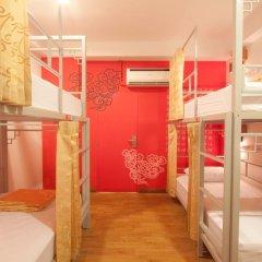 Отель China Town 3* Кровать в общем номере фото 5