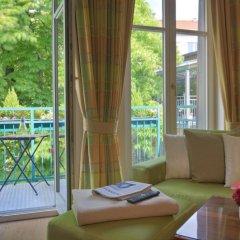 Apartments & Hotel Maximilian Munich комната для гостей фото 4