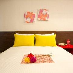 ECFA Hotel Ximen 2* Стандартный номер с различными типами кроватей фото 21