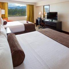 Отель Crowne Plaza San Jose Corobici 4* Стандартный номер с различными типами кроватей