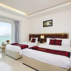 Отель Ruby Tran Phu Street Нячанг комната для гостей фото 12