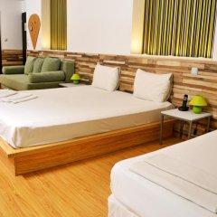 Art Hotel Simona 3* Студия с разными типами кроватей фото 8