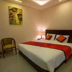 Отель Han Huyen Homestay 2* Номер Делюкс фото 9
