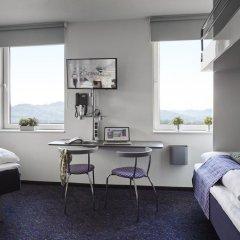 HOTEL CABINN Vejle Hotel 2* Номер категории Эконом с различными типами кроватей фото 4