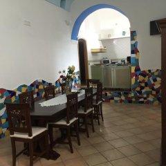 Отель Villa Conca Smeraldo Конка деи Марини питание