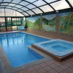 Отель Suite Aparthotel El Refugio de Aran Vielha 3* Апартаменты с разными типами кроватей