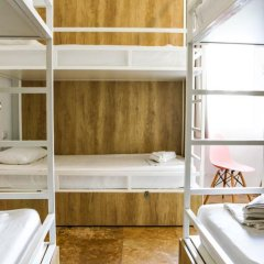 Inhawi Hostel Кровать в общем номере с двухъярусной кроватью фото 27