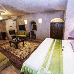 Gamirasu Hotel Cappadocia 5* Люкс с различными типами кроватей фото 45