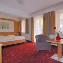 Hotel Garni Forelle 4* Номер Делюкс с различными типами кроватей фото 2