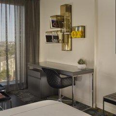 Отель Park Plaza London Waterloo Студия с различными типами кроватей фото 4