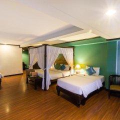 The Fair House Beach Resort & Hotel 3* Люкс с различными типами кроватей фото 4
