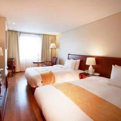 Sejong Hotel 4* Семейный номер Делюкс с 2 отдельными кроватями