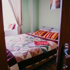 Бугров Хостел Стандартный номер с разными типами кроватей фото 2