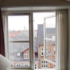 Park Hotel Aalborg 3* Улучшенный номер с различными типами кроватей фото 2