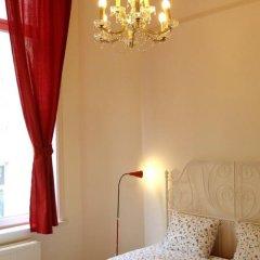Апартаменты Dominicains Apartments Брюссель комната для гостей фото 2