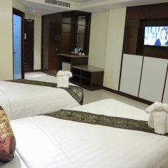 Отель Achada Beach Pattaya 3* Улучшенный номер с 2 отдельными кроватями фото 3