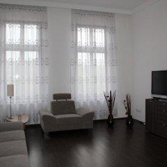 Отель Holiday Apartment Чехия, Карловы Вары - отзывы, цены и фото номеров - забронировать отель Holiday Apartment онлайн комната для гостей фото 2