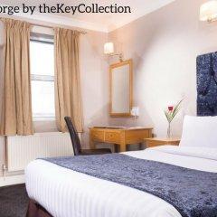 Hotel St. George by The Key Collection 3* Стандартный номер с двуспальной кроватью фото 5