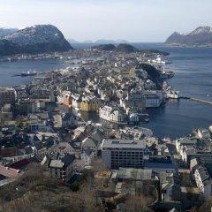 Отель Norhostel Apartment Норвегия, Олесунн - отзывы, цены и фото номеров - забронировать отель Norhostel Apartment онлайн фото 2