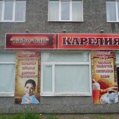 Гостиница Карелия городской автобус