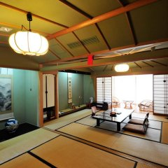 Отель Nisshokan Bettei Koyotei 3* Улучшенный номер