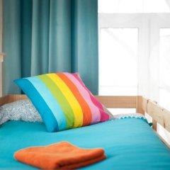 Europa Hostel Кровать в общем номере с двухъярусной кроватью фото 7