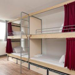 St Christopher's Inn Gare Du Nord - Hostel Кровать в общем номере с двухъярусной кроватью фото 10