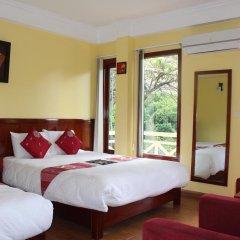 Fansipan View Hotel 3* Номер Делюкс с различными типами кроватей фото 9