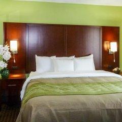 Отель Comfort Inn At Carowinds 3* Стандартный номер