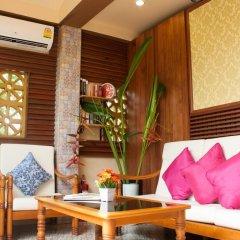 Отель Bangtao Varee Beach 3* Стандартный номер фото 6