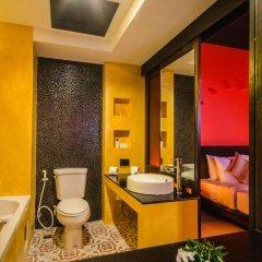Отель Bhundhari Chaweng Beach Resort Koh Samui 4* Номер Делюкс с различными типами кроватей фото 5