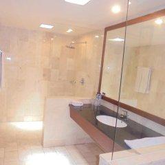 Отель Biyukukung Suite & Spa 4* Номер Делюкс с различными типами кроватей фото 5