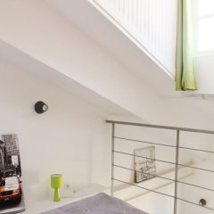 Отель Confiance Immobiliere - Le Garibaldi Loft фитнесс-зал фото 2