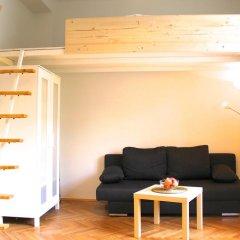 Апартаменты Bright Studio Kourimska комната для гостей фото 2