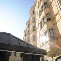 Отель Grand Visconti Palace Италия, Милан - 12 отзывов об отеле, цены и фото номеров - забронировать отель Grand Visconti Palace онлайн балкон