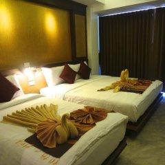 Отель Lanta For Rest Boutique 3* Номер Делюкс с различными типами кроватей