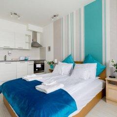 Апартаменты Sun Resort Apartments Студия с различными типами кроватей фото 15