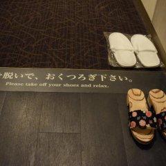 Asakusa Central Hotel 3* Стандартный номер с двуспальной кроватью фото 18