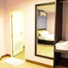Отель Bangkok Residence Бангкок сейф в номере