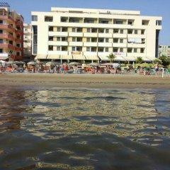 Hotel Suli Дуррес пляж