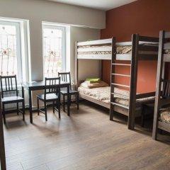 Assorti Hostel Кровать в общем номере фото 12