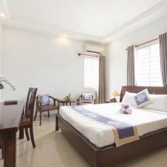 7S Hotel My Anh 2* Улучшенный номер с различными типами кроватей фото 2
