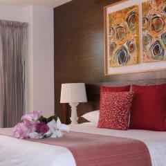 Soul Beach Luxury Boutique Hotel & Spa 5* Стандартный номер с различными типами кроватей фото 9