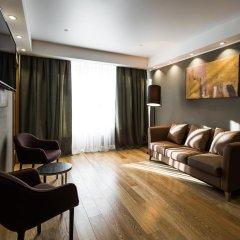 Гостиница Верба комната для гостей фото 3